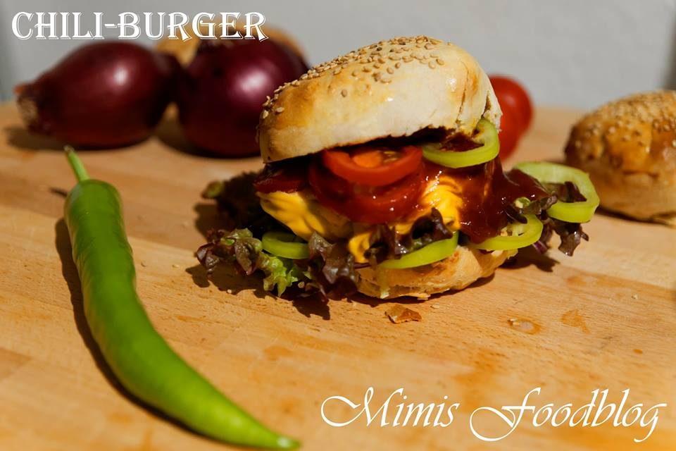 Chili-Burger