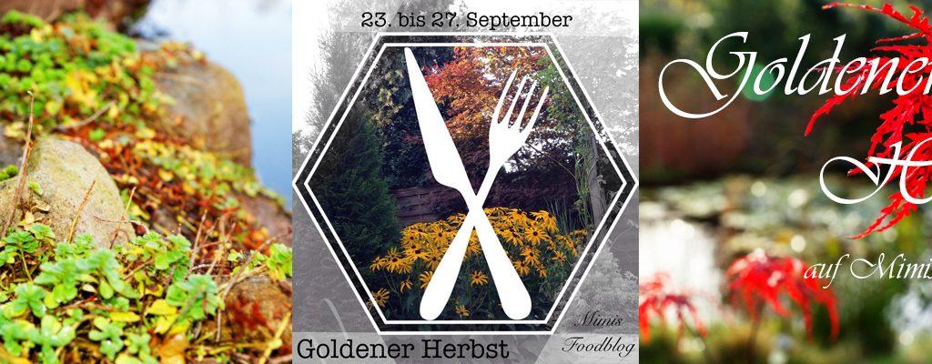 Goldener Herbst auf Mimis Foodblog