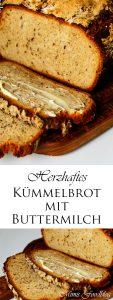 Kümmelbrot mit Buttermilch 4