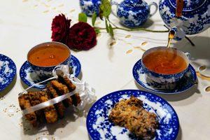 Hafer Cranberries Schoko Cookies 3
