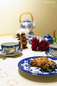 Hafer Cranberries Schoko Cookies 4