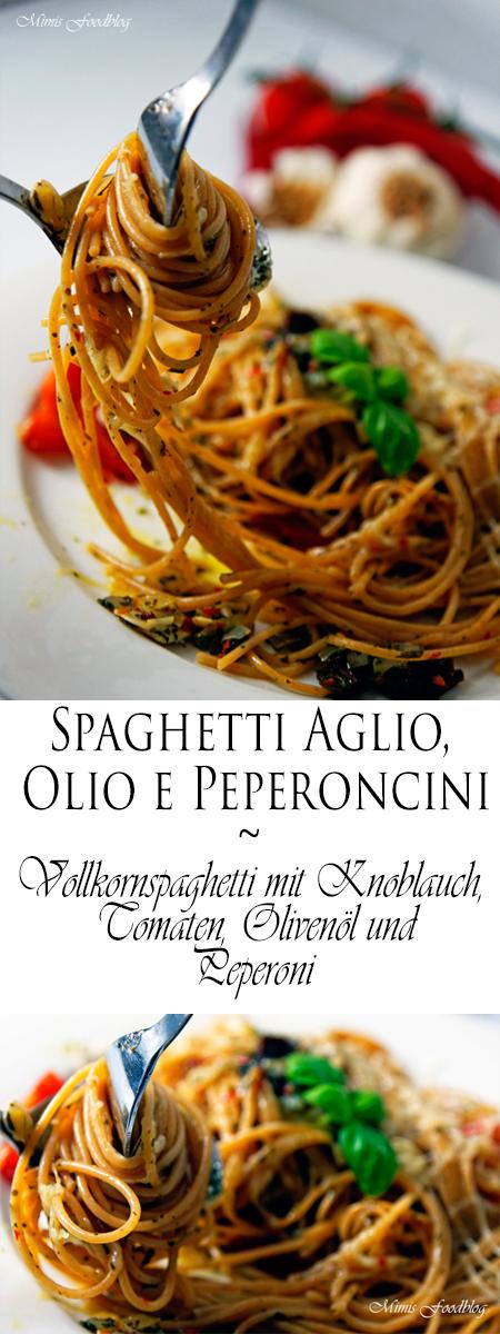 Spaghetti Aglio, Olio e Peperoncini
