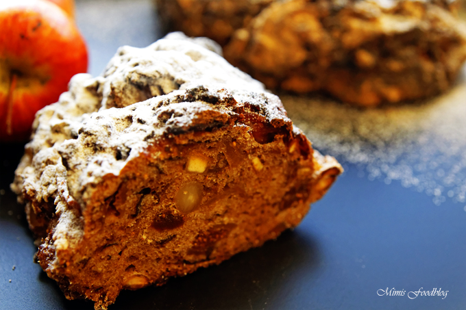 Hutzelbrot - Mimis Foodblog