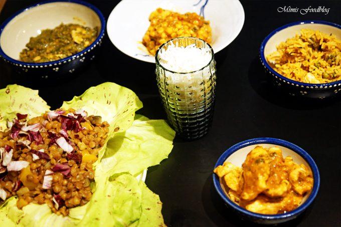 [Gewinnspiel] Mit dem Currykompas einmal quer durch die Indische Küche