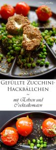 Zucchini Hackbällchen
