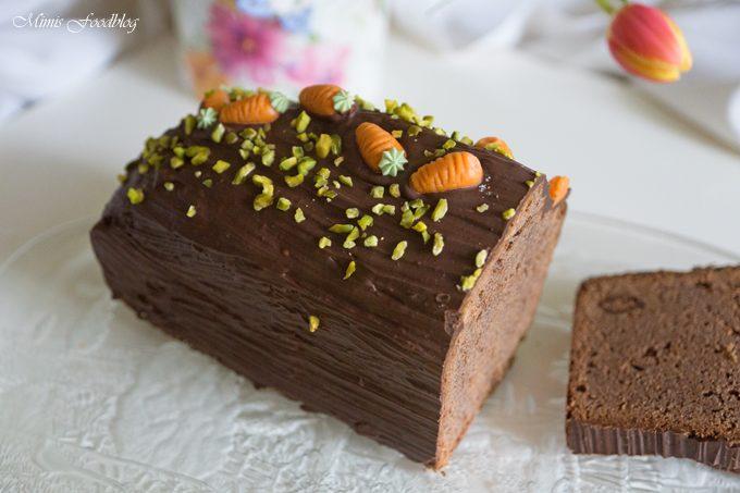 Zartbitterschokoladen Kuchen