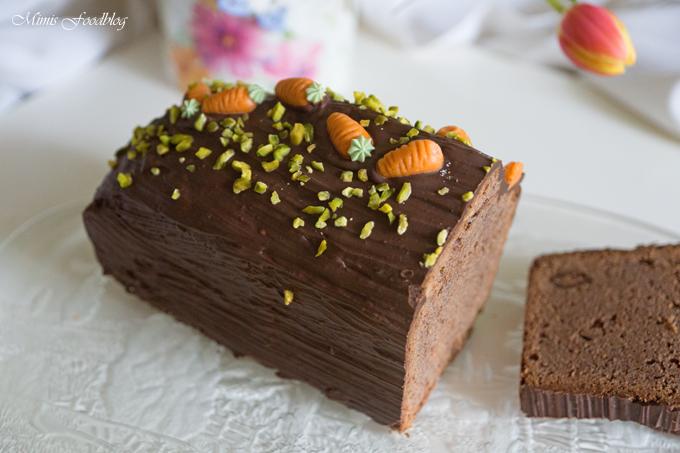 Zartbitterschokoladen Kuchen Mimis Foodblog