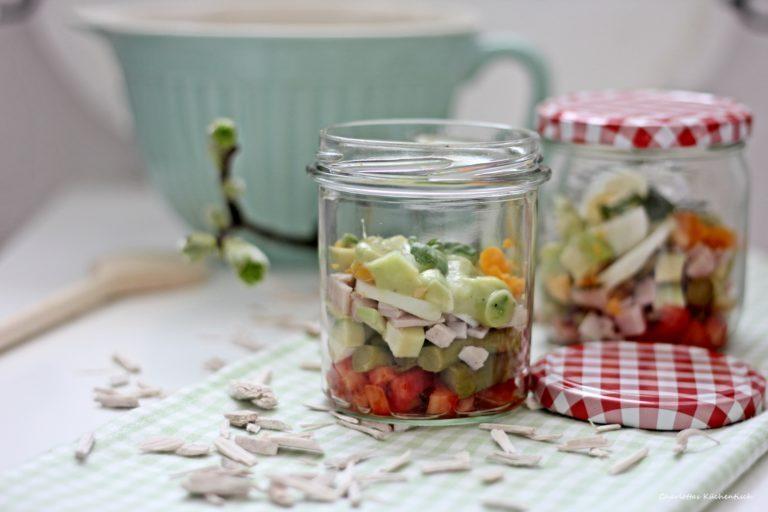 {Gastbeitrag von Charlottas Küchentisch} Avocado Eier Salat