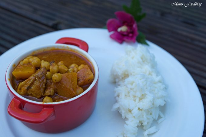 Kürbis Curry