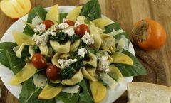 gedaempfte-tortellini-mit-spinat-ziegenkaese-und-tomaten-2