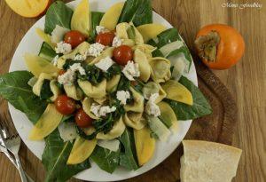 gedaempfte-tortellini-mit-spinat-ziegenkaese-und-tomaten-3