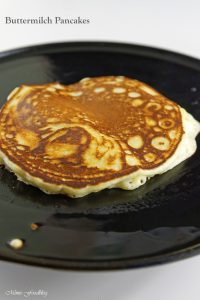 Buttermilch Pancakes 1
