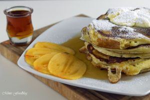 Buttermilch Pancakes 2