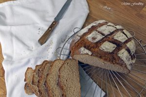 Roggen Joghurt Brot 3