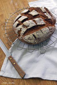 Roggen Joghurt Brot 7