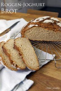 Roggen Joghurt Brot 8