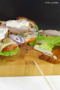 Krustenbraten Sandwich 1