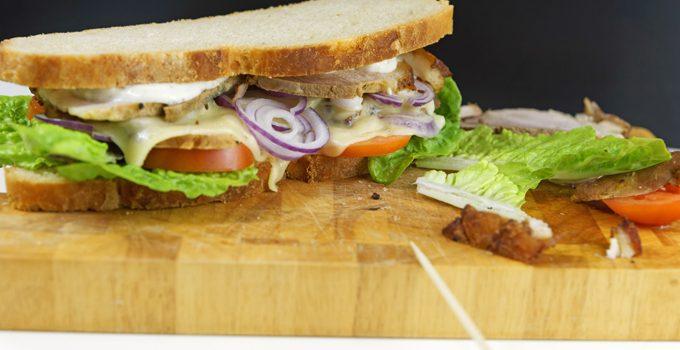 Krustenbraten Sandwich 5