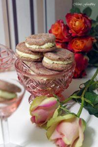Macarons mit Rosenwasser 4