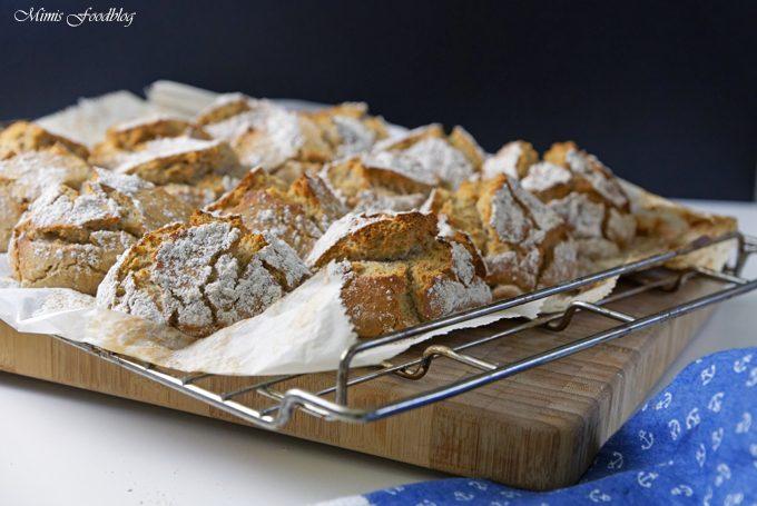 Buchweizen-Vollkorn Brötchen ~ gesund und lecker in den Tag