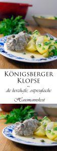 Königsberger Klopse die herzhafte ostpreußische Hausmannskost 9