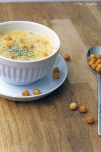 Linsen Kürbis Suppe mit Rosmarin 1