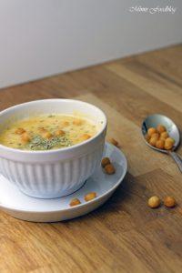 Linsen Kürbis Suppe mit Rosmarin 3