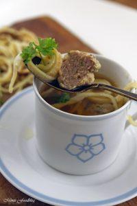 Suppenklößchen klassische Suppeneinlage 2