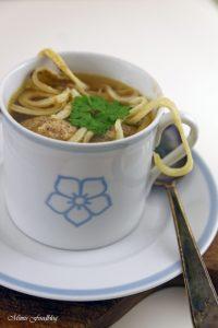 Suppenklößchen klassische Suppeneinlage 7