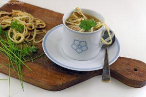 Suppenklößchen klassische Suppeneinlage 9