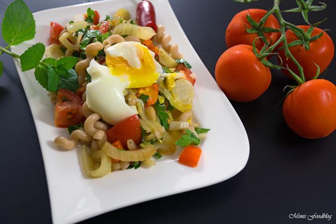 fenchel pasta salat mit chili und minze ein fruchtig frischer sommergenuss mimis foodblog. Black Bedroom Furniture Sets. Home Design Ideas