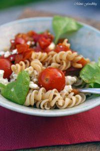 Paprika Tomaten Nudeln 1