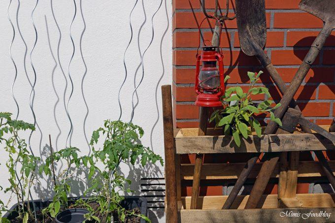 {Anzeige} pflanzen, ernten, naschen ~ Urban Gardening, denn Sommerzeit ist Balkonzeit #meinkleinergarten