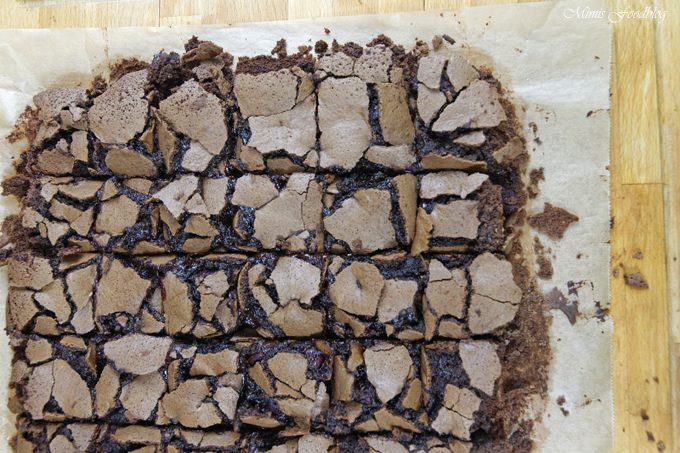 Earthbreak Brownies ~ der Schoko-Chili-Kirsch Traum