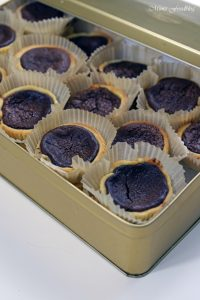 Mini Schokoladen Tartes das schokoladige Fingerfood 2