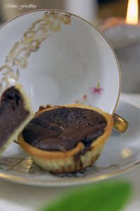 Mini Schokoladen Tartes das schokoladige Fingerfood 3