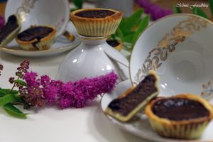 Mini Schokoladen Tartes das schokoladige Fingerfood 5