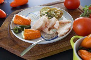 Tomateneis die deftige Eisvariation mit mediterranen Häppchen 3