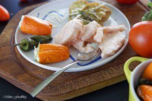 Tomateneis die deftige Eisvariation mit mediterranen Häppchen 6