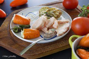 Tomateneis die deftige Eisvariation mit mediterranen Häppchen 8