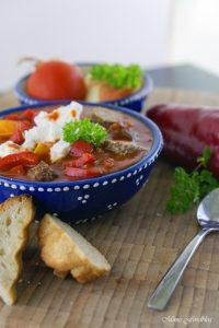 Deftige Paprikasuppe Der aromatisch würzige Suppenklassiker 1
