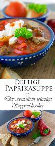 Deftige Paprikasuppe Der aromatisch würzige Suppenklassiker 9