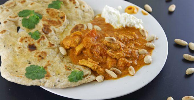 Indisches Butterhuhn Murgh makhani ein Ausflug in die indische Küche 1