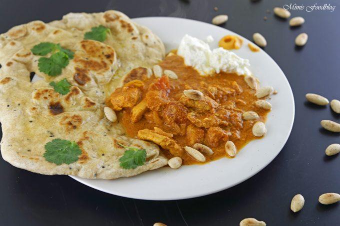 Indisches Butterhuhn ~ Murgh makhani ~ ein Ausflug in die indische Küche