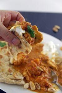 Indisches Butterhuhn Murgh makhani ein Ausflug in die indische Küche 10
