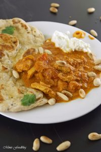 Indisches Butterhuhn Murgh makhani ein Ausflug in die indische Küche 3