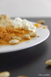 Indisches Butterhuhn Murgh makhani ein Ausflug in die indische Küche 5