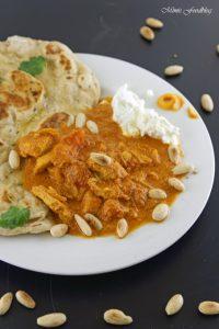 Indisches Butterhuhn Murgh makhani ein Ausflug in die indische Küche 7