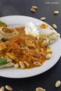 Indisches Butterhuhn Murgh makhani ein Ausflug in die indische Küche 8