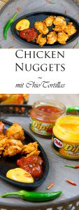 Chicken Nuggets mit mit Chio Tortillas 7